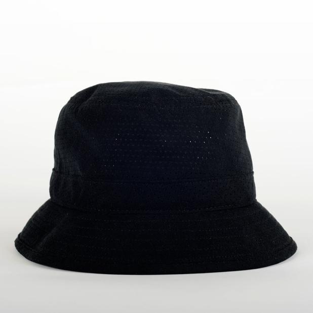 Bucket Hat Black Mesh