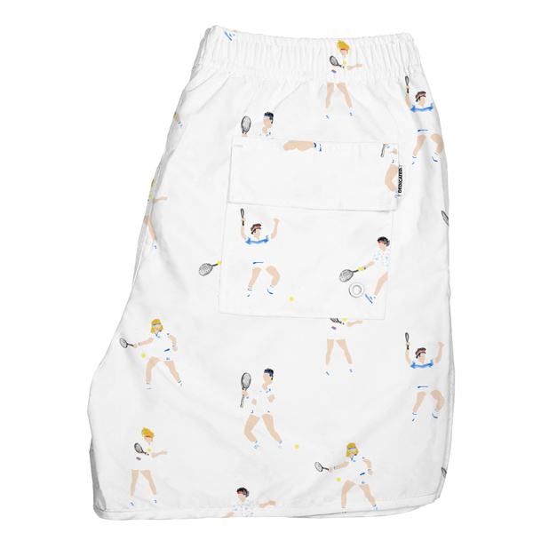 Swim Shorts Tennis People