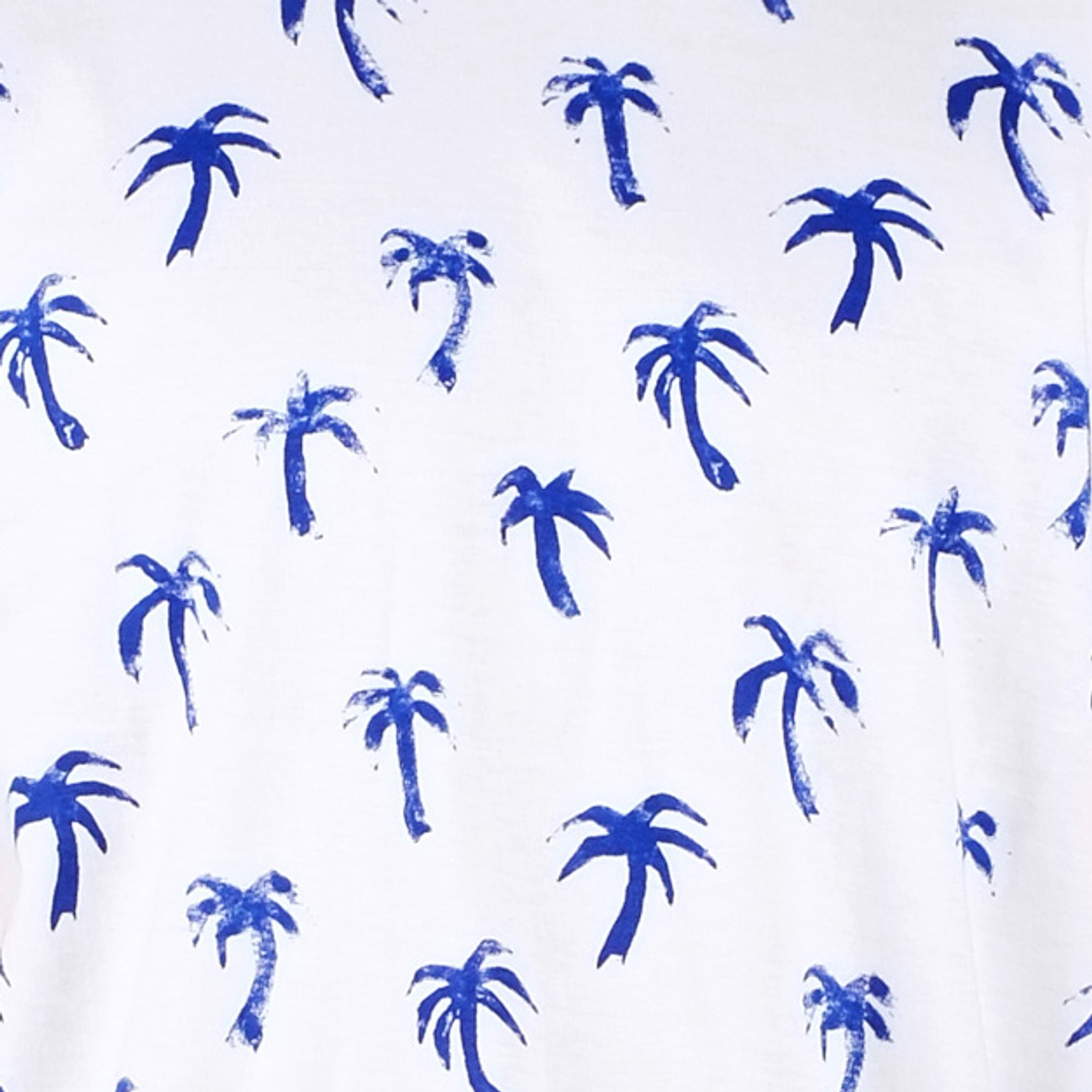 AO Painted Palms White