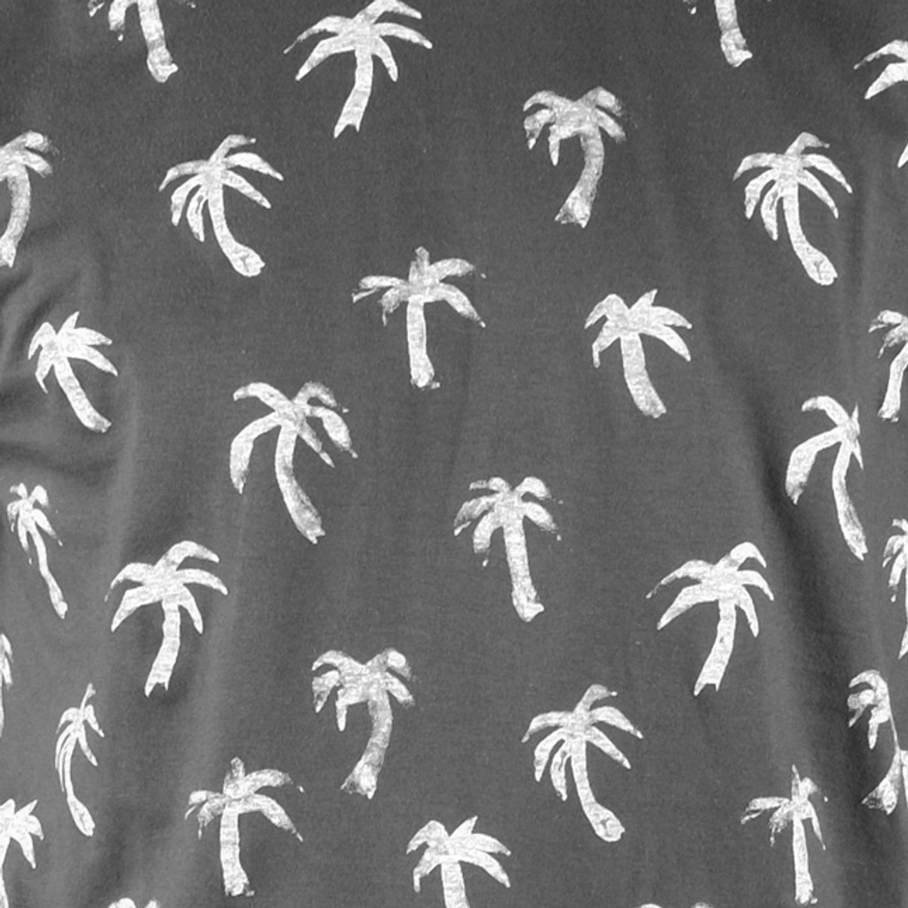 AO Painted Palms Charcoal