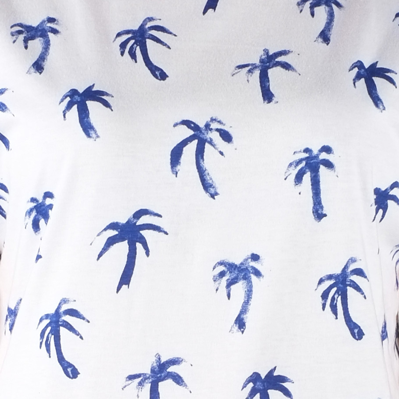 AO Visby Painted Palms White
