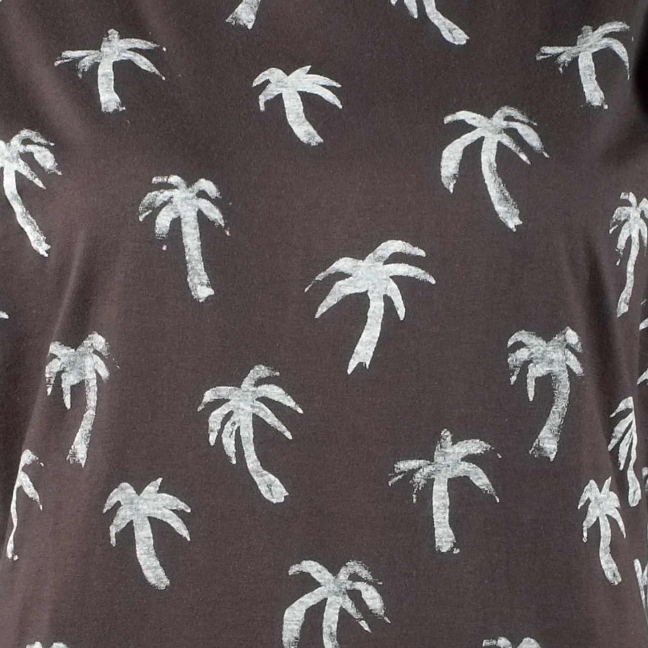AO Visby Painted Palms Charcoal
