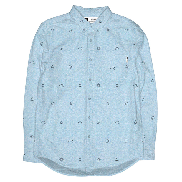 AO Shirt Camp Pattern