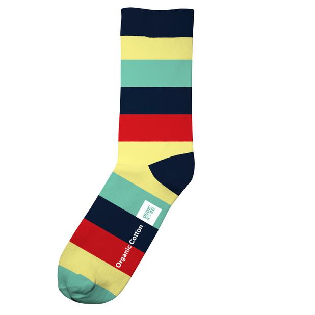 Socks Multi Stripes