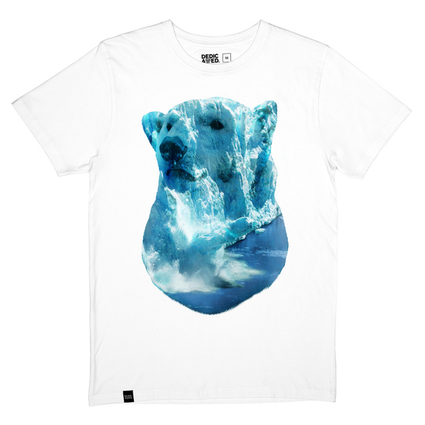 Stockholm T-shirt Polar Bear