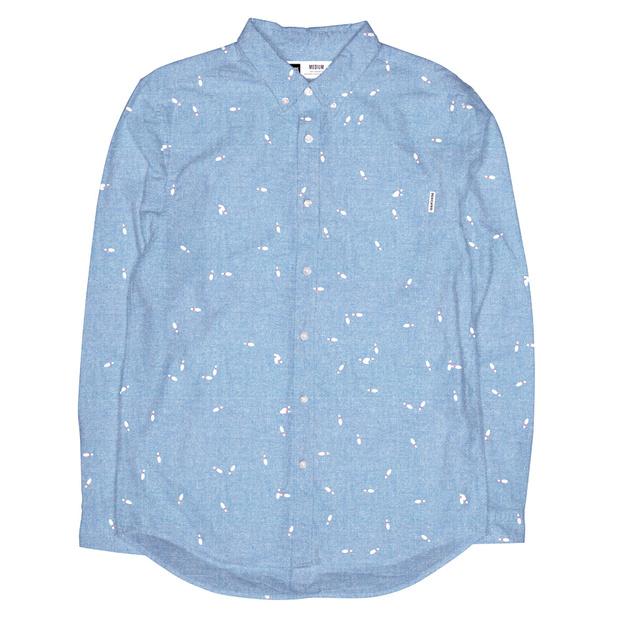 Varberg Shirt Bowling Pins