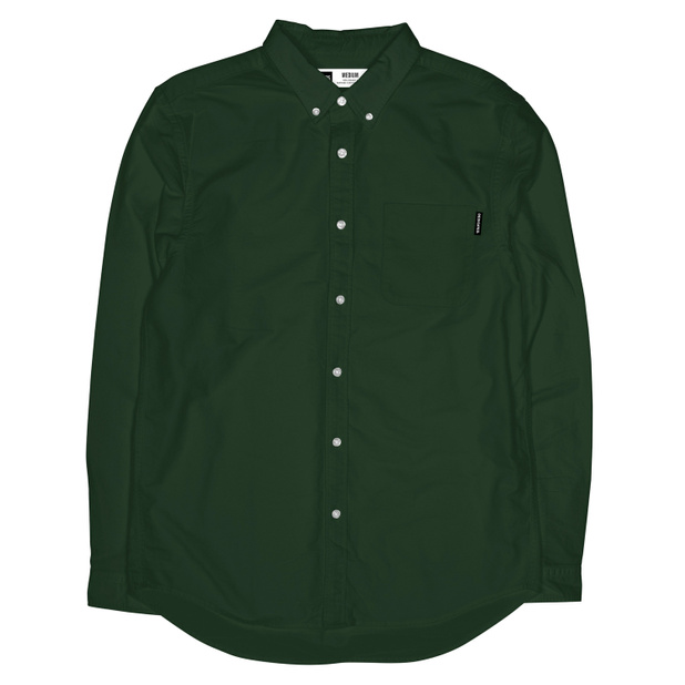 Shirt Varberg Oxford Green