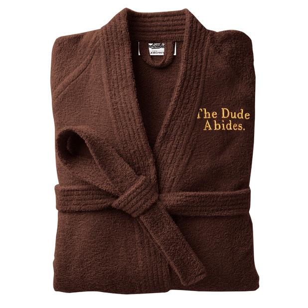 Housecoat Dude Abides